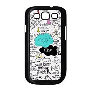 OKAY.John Green Book,the fault in our stars phone Case Cover For Samsung Galaxy S3 ZDI102033