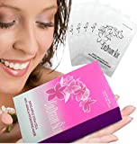 Skin Rejuvenation Clinic Pa - Anti-Aging Face Mask Sheet by Lindream Skin - Organic Natural Antioxidant - Paraben Free - Moisturizing Brightening Hydrating Firming Glowing - Professional SPA Treatment for Sensitive Skin - 5 Masks