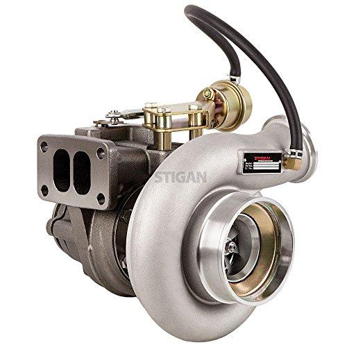 New Stigan HX35W Turbo Turbocharger For Dodge Ram Cummins 5.9L 12v Diesel Manual Trans 1996 1997 1998 Manual Trans - Stigan 847-1041 New