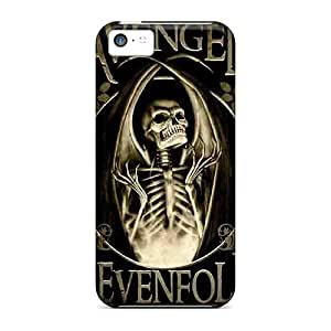 Scratch Resistant Cell-phone Hard Covers For Iphone 5c (JuA552YQQb) Unique Design High Resolution Avenged Sevenfold Pictures