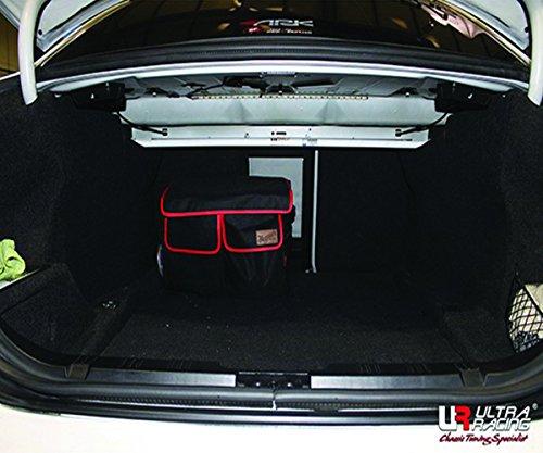(ULTRA RACING 2-Point Rear Strut Tower Bar Brace BMW E60 M5 V10 5.0 '05 RE2-2744)