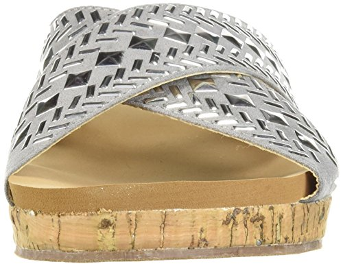 Womens Sandal Yellow Otto Box Slide Yellow Box Womens Gray 70aw1Zq7I