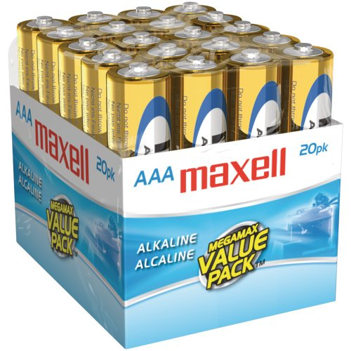 MAXELL 723849 - LR0320MP Alkaline Batteries