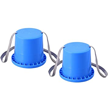 Balance Training Funny Stilt Kids Preschool Exercise Play Outdoor Toy 1Pair  S