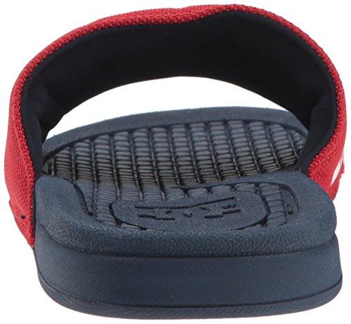 Shoes Bolsa Men's Dc Slipper Blue Sandals Navy Red 14 Slider Sp 6SqffxWd