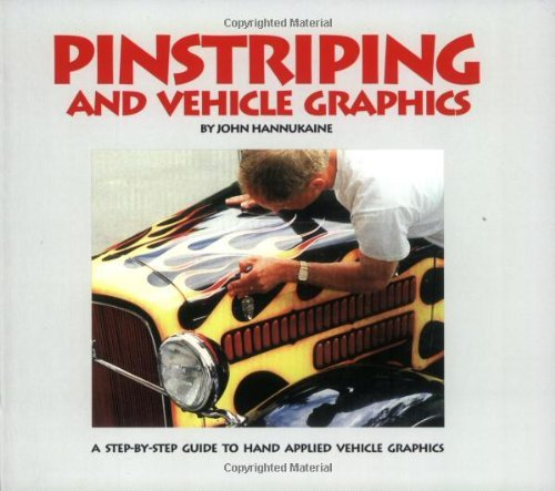 Pinstriping and Vehicle Graphics by John Hannukaine (1997-08-02)