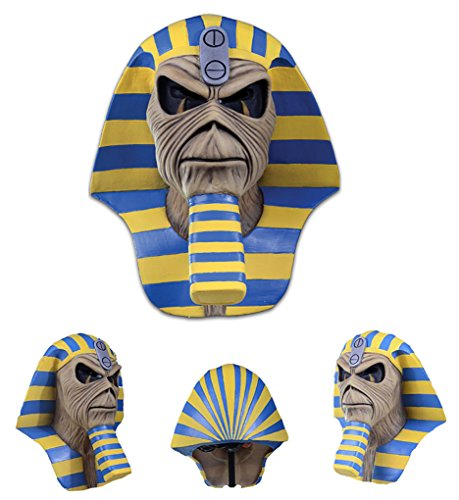 Adult size Iron Maiden Eddie Mask - Powerslave Cover Mask ()