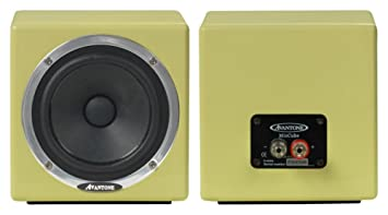 MixCubes pasivo cream Monitor de estudio pasivo / par