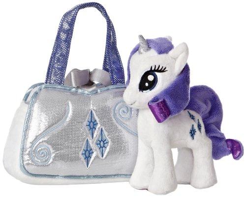 Aurora World My Little Pony Rarity Cutie Mark (Color A Pony Purse)