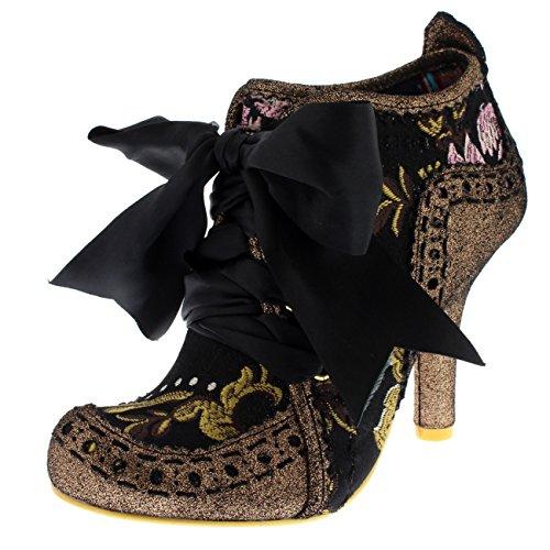 Irregular Choice Abigail's 3rd Party Womens Shoes Bronze - 39 (Irregular Choice Women Footwear)
