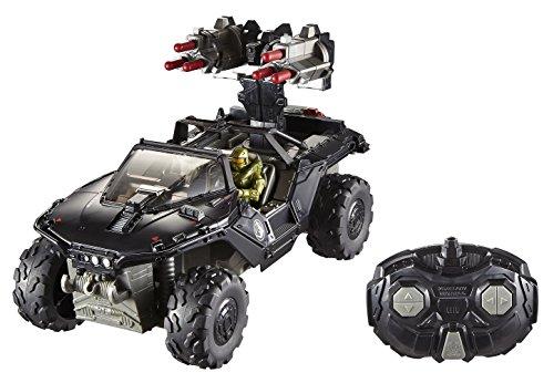 - Tyco Halo Warthog ONI Anti-Tank Radio Control Vehicle