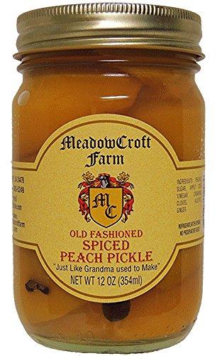 Spiced Peach Pickle (Peach Whole)