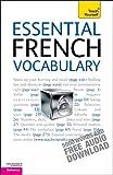 Essential French Vocabulary, Noel Saint-Thomas, 0071736859
