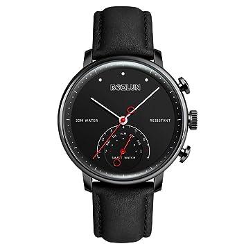 Gskj Reloj Inteligente Bluetooth Reloj Deportivo Notificación SMS Recordatorio De Llamadas Impermeable Negocio Ocio Reloj Adecuado para Pareja Relojes De ...