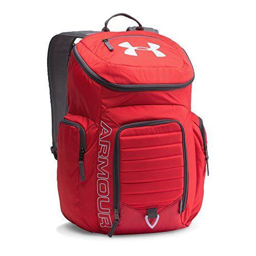 under armour backpack red - 8