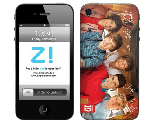 one direction 4 phone case - 1