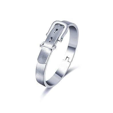 Amazon.com: Moda pulsera herradura hebilla hebillas de ...