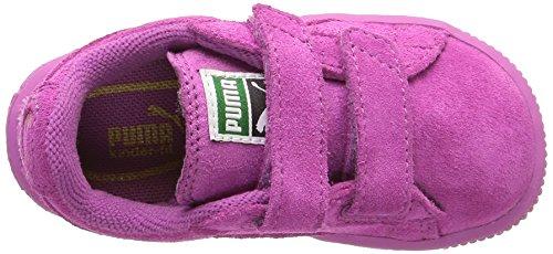 Puma356274 - Zapatillas de Deporte Bebé-Niños Morado - Violet (Meadow Mauve/Meadow Mauve)