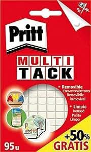 Masilla adhesiva Pritt Multi-Tack (95 pastillas) (24 unidades)