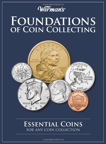 Foundations of Coin Collecting Folder (Warman's Collector Coin Folders)