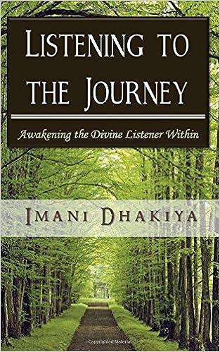 Book Listening to the Journey: Awakening the Divine Listener Within