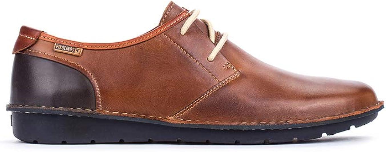 Pikolinos Santiago M7b, Zapatos de Cordones Oxford para Hombre