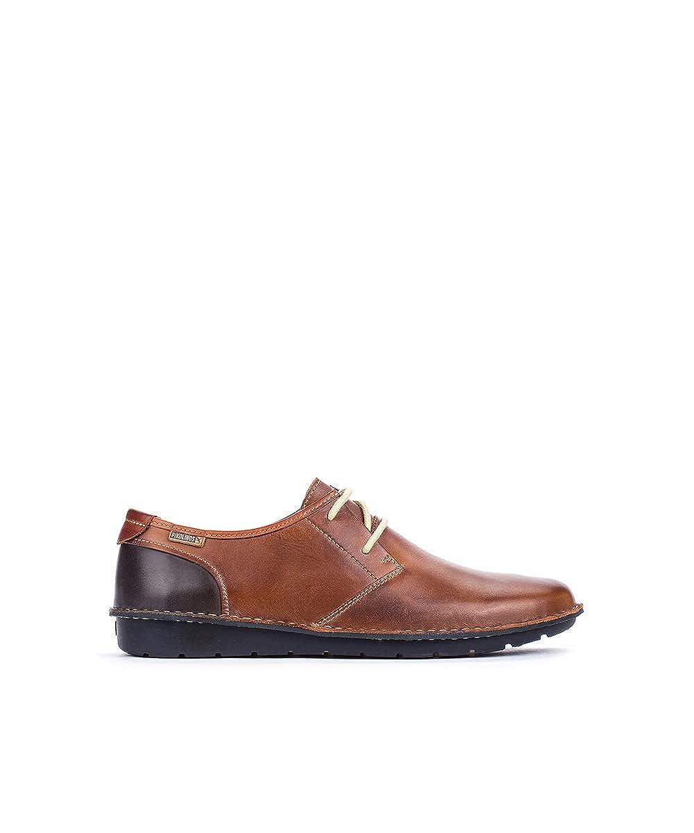 TALLA 40 EU. Pikolinos Santiago M7b, Zapatos de Cordones Oxford para Hombre