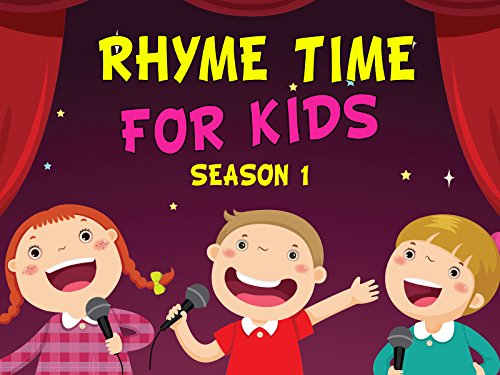 Rhyme Time for Kids on Amazon Prime Video UK