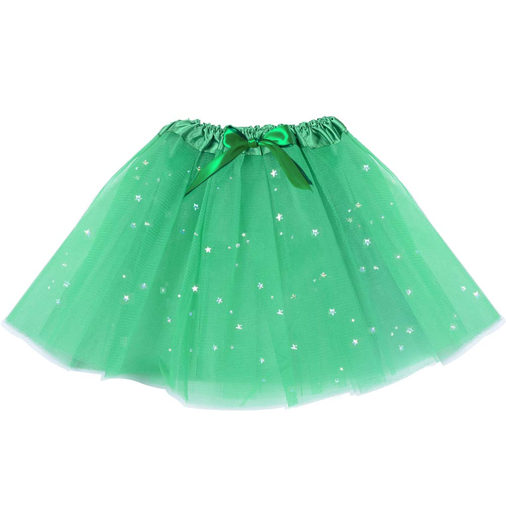 Beautiful Green Tutu