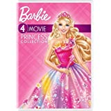 Barbie: 4-Movie Princess Collection/
