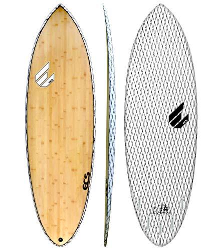 ECS Boards – Bulldog V-Flex Short Surfboard – Shortboard Surfing Board