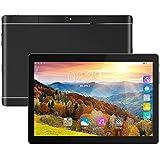 Padcod 10 Inch Tablet, 2G/3G Network, MTK 6582 quad-core 1.3GHz Processor, 1GB RAM+16GB ROM, Wi-Fi Bluetooth Android 3200mAh Battery Phablet (Black)