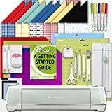 Cricut Explore Air 2 Machine Paper Bundle with Tools, GripMat, Pens and eBook