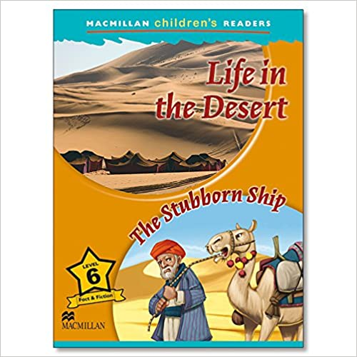 Libro Epub Gratis Mchr 6 Life In The Desert (macmillan Children's Readers) - 9780230460454