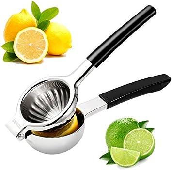 Citron Pressé Saftpresse pour les Limes Citrons petites oranges avec couvercle