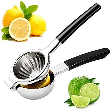ycgre exprimidor de limones premium calidad 304 Acero inoxidable ...