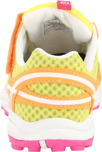 Merrell MIX MASTER JAM Z-RAP KIDS J95446 - Zapatillas de fitness para Amarillo (Gelb (BLAZING ORANGE))