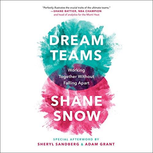Dream Teams by Penguin Audio