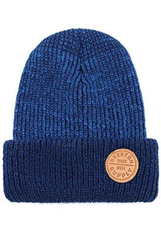 Brixton Men's Oath Knit Beanie - Deep Cobalt
