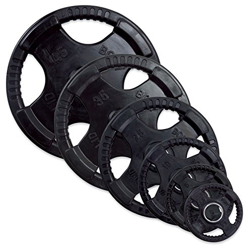 45lb. Rubber Grip Olympic Plate