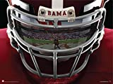 #3: Officially Licensed Alabama Crimson Tide Reflection 24x18 Football Poster
