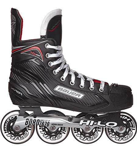 Bauer Vapor Xr300 Junior Inline Hockey Skate BLACK/SILVER 4
