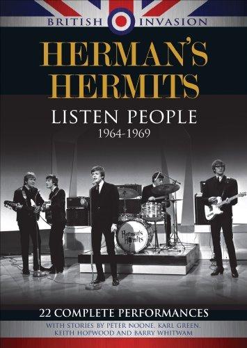 British Invasion: Herman's Hermits - Listen People, 1964-1969