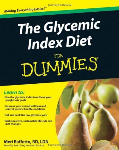 Glycemic Index Diet Dummies Reffetto