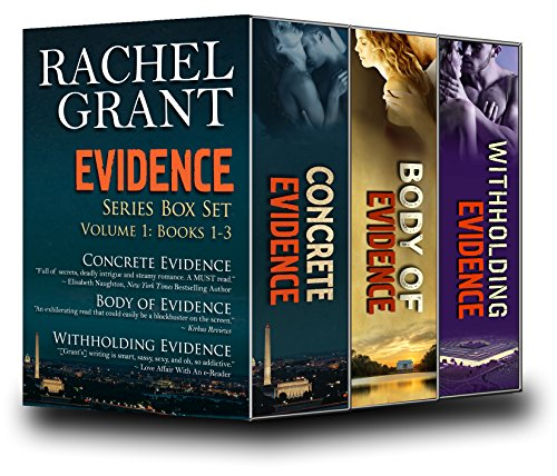 Evidence Series Box Set Volume 1: Books 1-3 ()