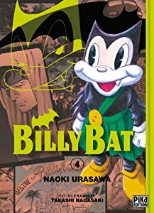 "Afficher ""Billy Bat n° 4"""