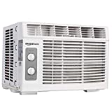 Best Window AC Units - AmazonBasics Window-Mounted Air Conditioner with Mechanical Control Review