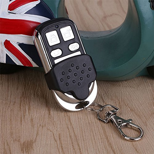 Price comparison product image Cewaal Remote Control Duplicator 433MHz Frequency for Garage Door Shutter Please Read the Product Description Carefully