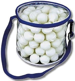 *100 balles tT bandito stck.inkl. housse blanc résistant aux chocs maximum, diamètre 40 mm, idéal pour le milieu scolaire diamètre 40 mm idéal pour le milieu scolaire WinSport