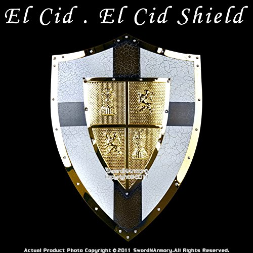 El Cid Shield - 4